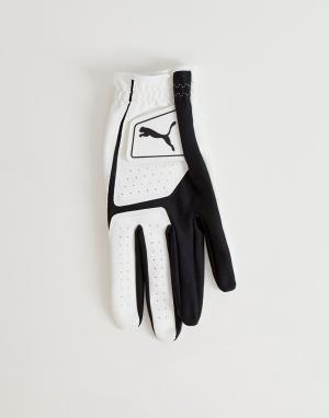 Черная перчатка для гольфа на левую руку Flex Lite-Черный Puma