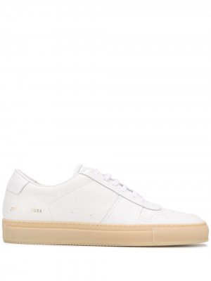 Bball low-top sneakers Common Projects. Цвет: белый