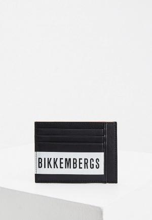 Кредитница Bikkembergs. Цвет: черный