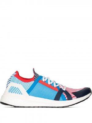 Кроссовки Ultraboost 20 adidas by Stella McCartney. Цвет: синий