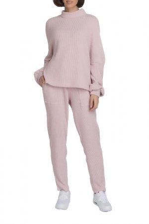 Спортивный костюм Gloss. Цвет: розовый