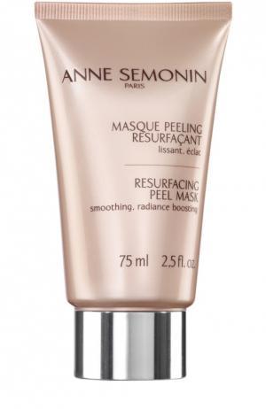 Очищающая и регенерирующая маска-пилинг Anne Semonin. Цвет: бесцветный