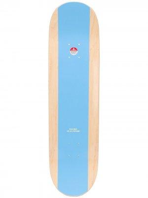 Дека для скейтборда Рассвет Rassvet. Цвет: нейтральные цвета
