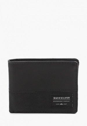 Кошелек Quiksilver NATIVECOUNTRYII M WLLT KVJ0. Цвет: черный