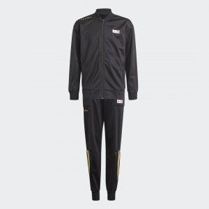 Спортивный костюм x LEGO® NINJAGO® adidas. Цвет: черный