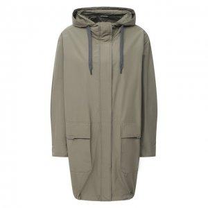 Куртка Brunello Cucinelli. Цвет: хаки