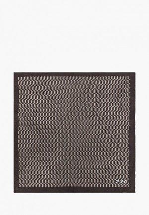 Платок нагрудный Hugo Pocketsquare, 33x33 см. Цвет: черный