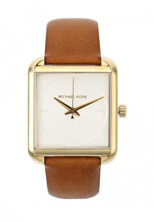 Часы Michael Kors MK2584. Цвет: коричневый