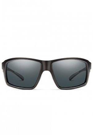 Солнцезащитные очки SMITH. Цвет: коричневый