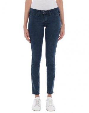 Джинсовые брюки MELTIN POT KLSH. Цвет: синий