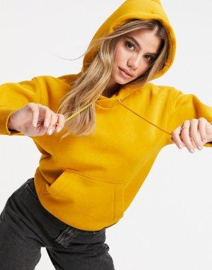 Худи желтого цвета -Желтый G-Star