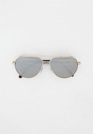 Очки солнцезащитные Matrix MT8660. Цвет: серебряный