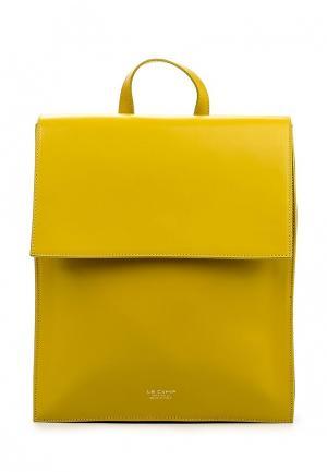 Рюкзак Le Camp. Цвет: желтый