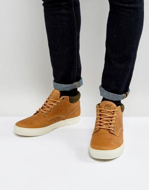 Ботинки чукка Adventure Timberland. Цвет: коричневый