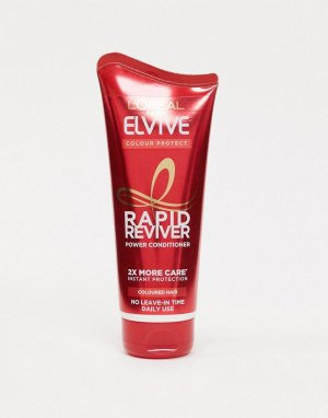 Кондиционер для окрашенных волос LOreal Elvive Rapid Reviver Colour Protect L'Oreal