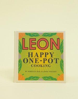 Книга LEON Happy One-Pot Cooking-Мульти Books