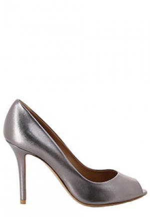 Туфли EMPORIO ARMANI. Цвет: коричневый