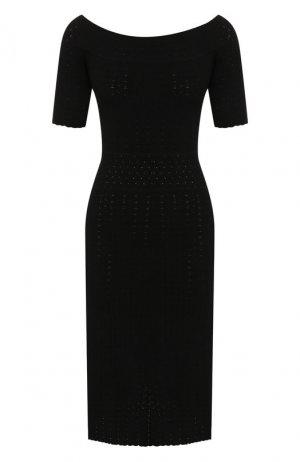 Платье Altuzarra. Цвет: чёрный