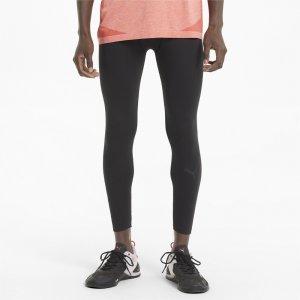 Леггинсы Seamless Bodywear Mens Long Training Tights PUMA. Цвет: черный