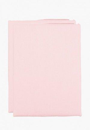 Простыня детская Dream Time 120х200 см. Цвет: розовый