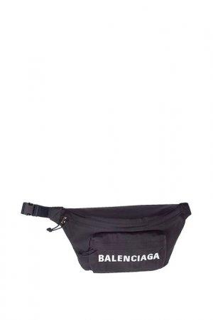 СУМКА Balenciaga. Цвет: черный