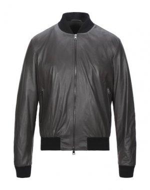 Куртка AFG' 1972. Цвет: темно-коричневый