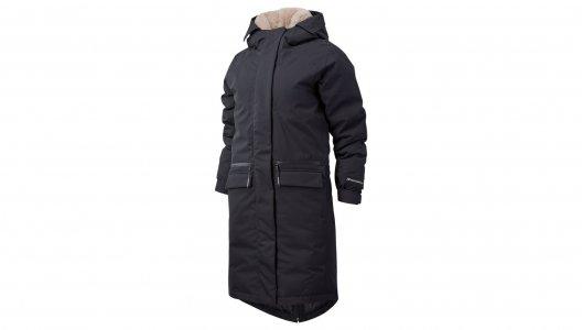 Куртки SPORT STYLE SYSTEM DOWN PARKA JACKET New Balance. Цвет: черный