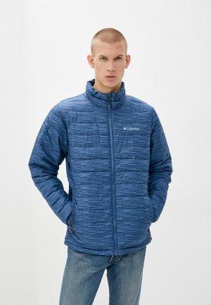 Куртка утепленная Columbia Powder Lite™ Jacket. Цвет: синий