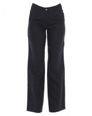 Повседневные брюки GERRY WEBER. Цвет: темно-синий