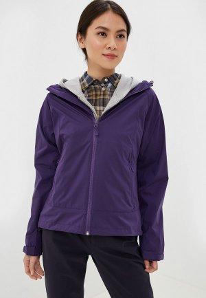 Куртка Bergans of Norway Microlight Lady Jkt. Цвет: фиолетовый