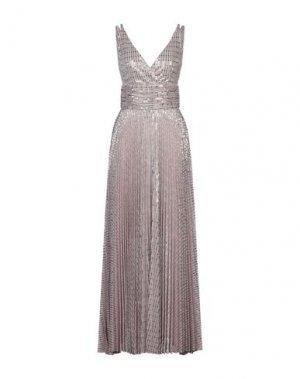 Длинное платье BEATRICE .b. Цвет: светло-коричневый