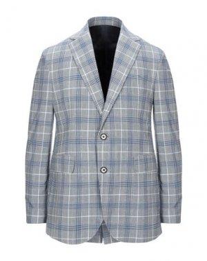 Пиджак BAND OF OUTSIDERS. Цвет: серый