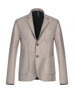 Пиджак ERO. Цвет: светло-серый
