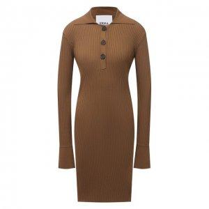 Пуловер Erika Cavallini. Цвет: коричневый