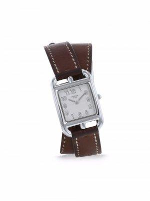 Наручные часы Cape Cod pre-owned 23 мм 2000-х годов Hermès. Цвет: нейтральные цвета