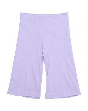 Повседневные брюки AMERICAN APPAREL. Цвет: сиреневый