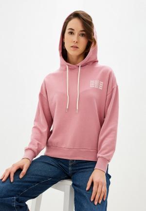 Худи Gap. Цвет: розовый