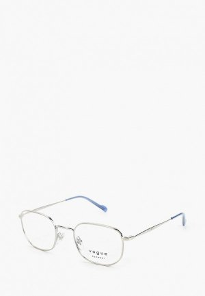 Оправа Vogue® Eyewear VO4172 323. Цвет: серебряный
