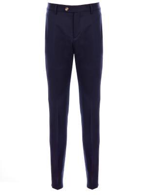 Классические брюки из шерсти BRUNELLO CUCINELLI