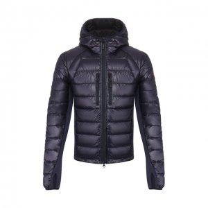 Пуховая куртка HyBridge Lite Canada Goose. Цвет: синий