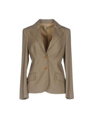 Пиджак AIGNER. Цвет: серый