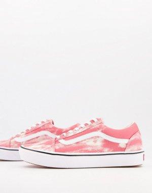 Розовые кеды Old Skool-Розовый цвет Vans