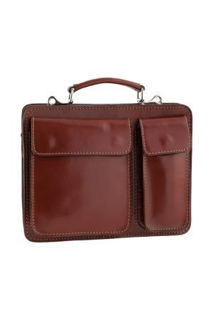 Briefcase ORE10. Цвет: brown