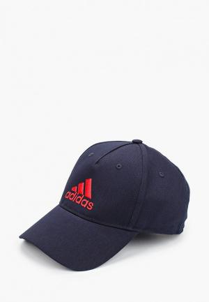 Бейсболка adidas LK GRAPHIC CAP. Цвет: синий