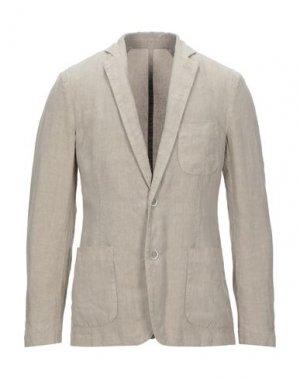 Пиджак 120%. Цвет: песочный