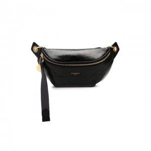 Поясная сумка ID Givenchy. Цвет: чёрный