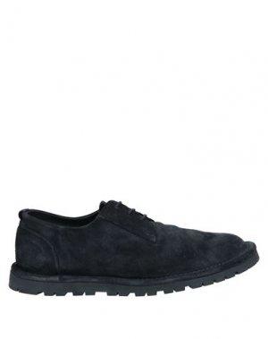 Обувь на шнурках ALBERTO FASCIANI. Цвет: черный