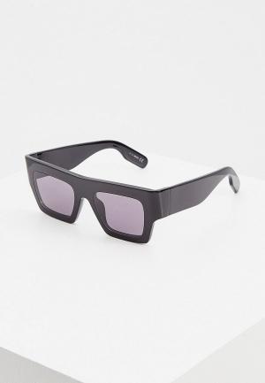 Очки солнцезащитные Kenzo KZ 40070I. Цвет: черный