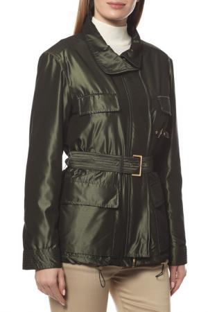 Куртка G.F.FERRE. Цвет: зеленый