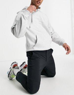 Черные брюки Tech Trail-Черный цвет Columbia